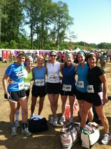 Warrior Dash Before