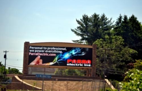 Digital Billboard Monstrosity