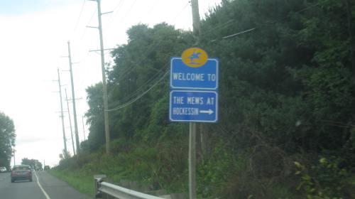 Delaware Subdivision Signs